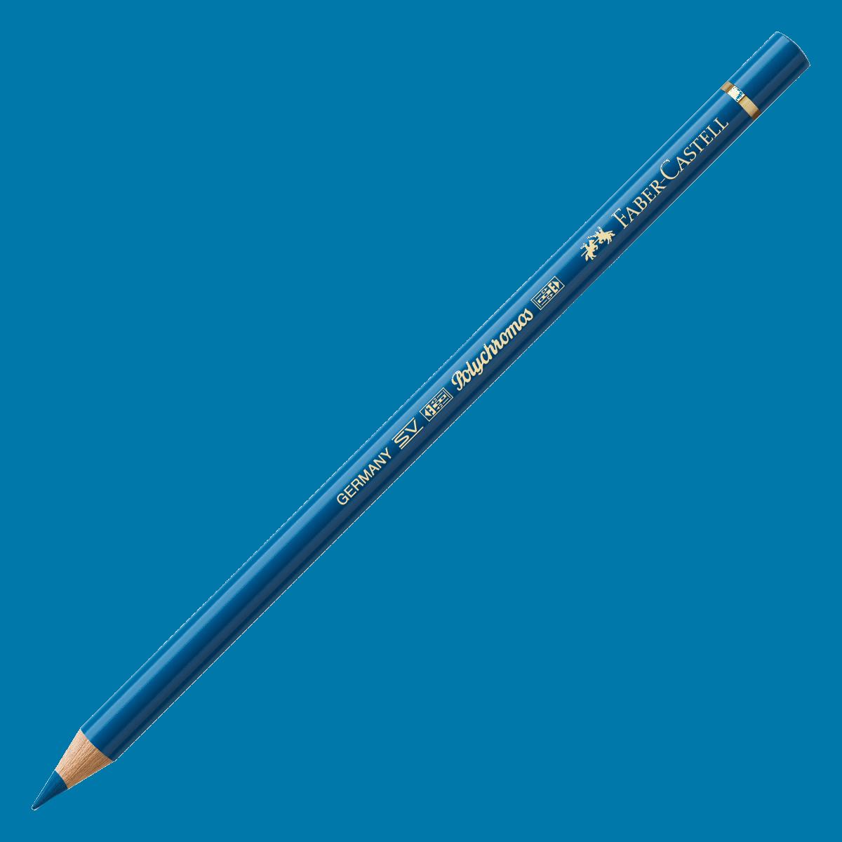 Kredka Polychromos 149 turkus niebieskawy, Faber-Castell